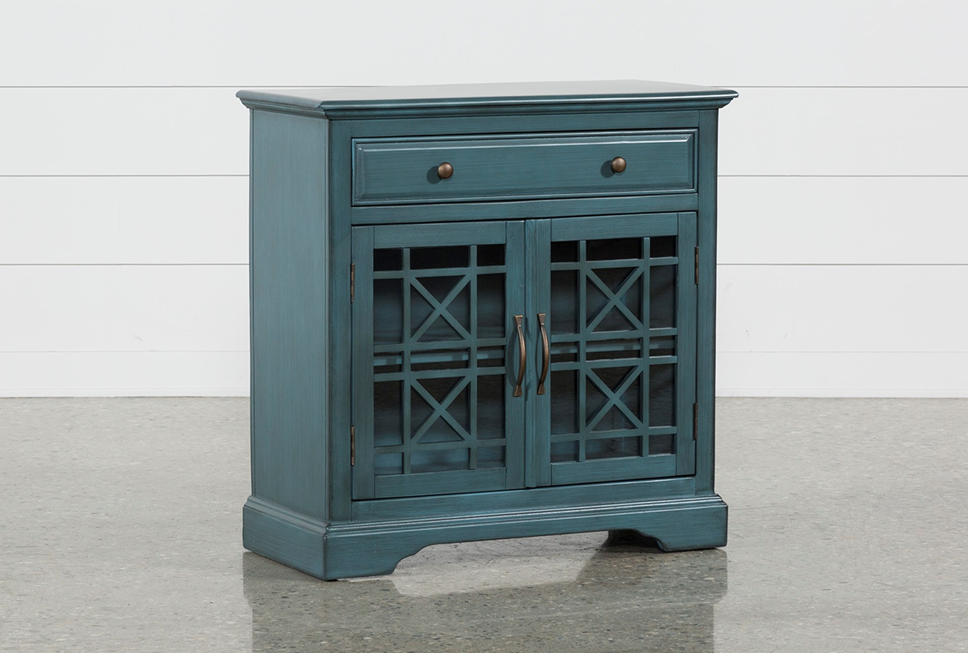 annabelle blue accent chest living spaces chair fretwork table qty has been successfully your cart entryway small industrial end ceramic slim side ikea west elm free shipping