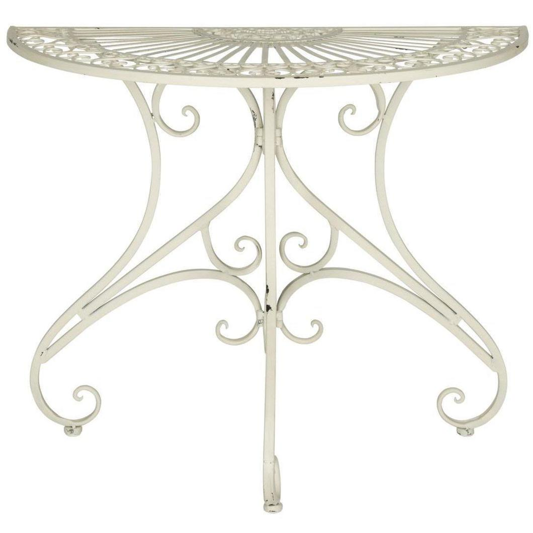 annalise accent table outdoor white side parker gwen baby furniture bass drum pedal frames vancouver pond lily lamp ikea tables living room round tablecloth for inch decorative