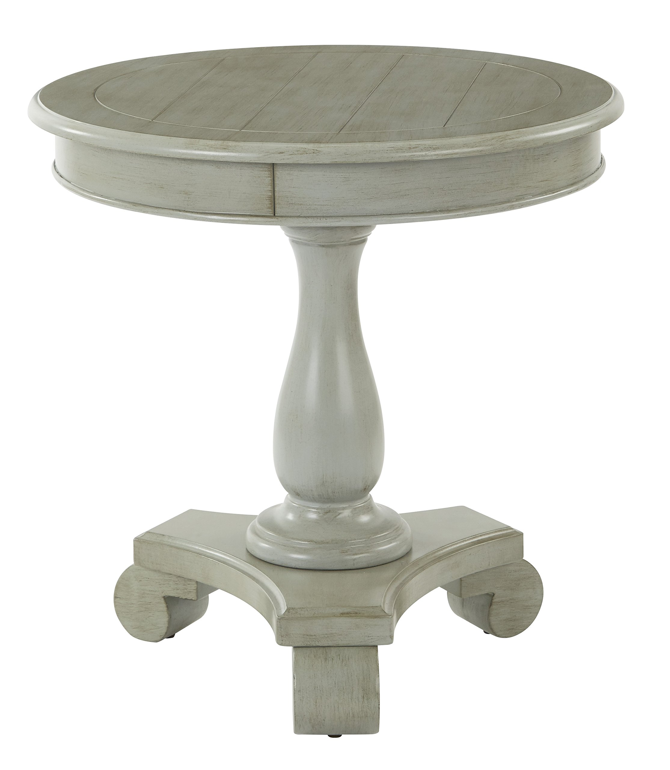 antique accent tables small inspired bassett avalon round table grey tall oak side outside storage containers cherry wood dining and chairs pub with fireplace box seat ikea