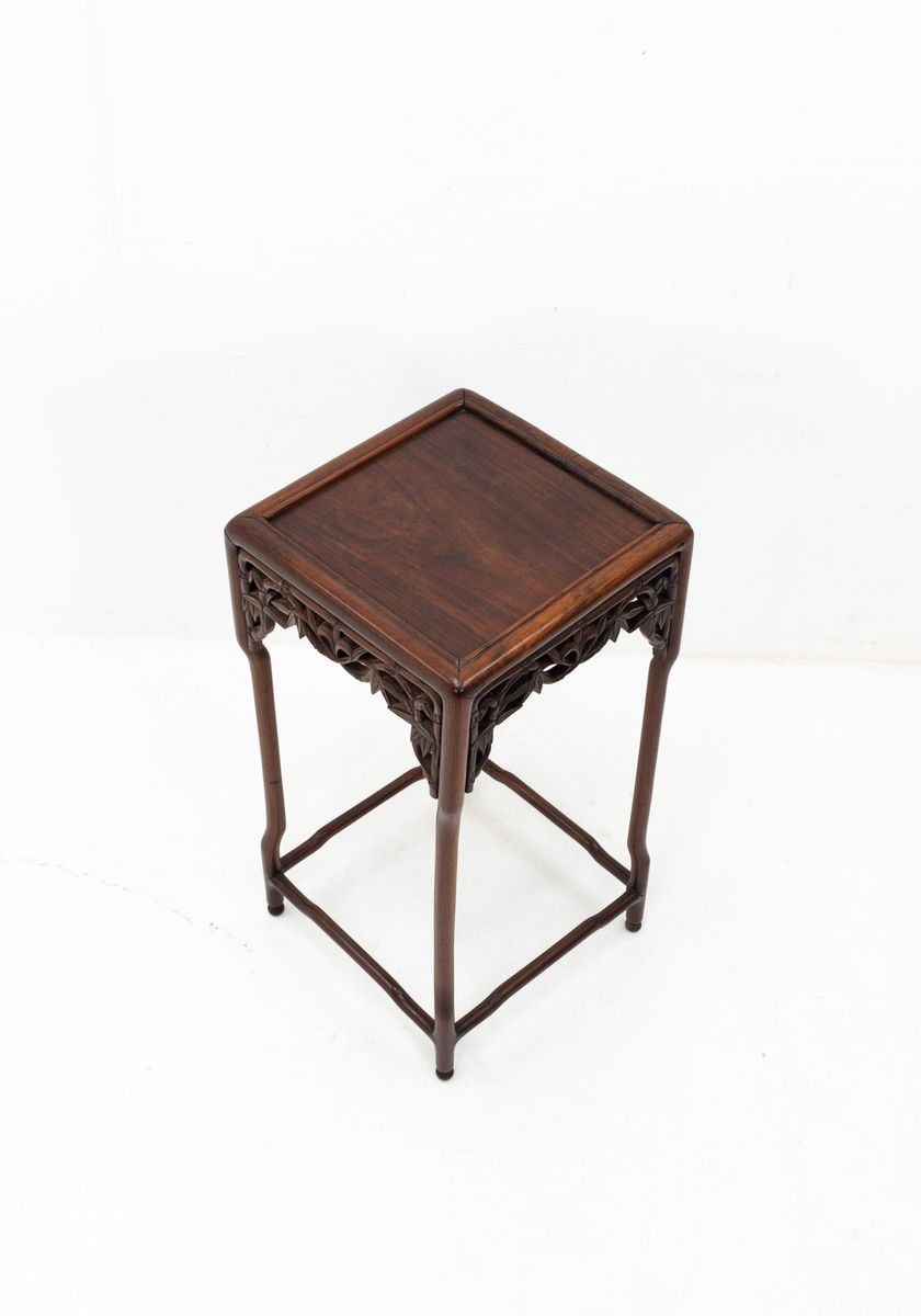 antique chinese rosewood side table for pamono accent target furniture coffee cool sofa tables house interior decoration ikea floating shelves outdoor grill work oak drop leaf