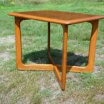 antique glass small mid round century piece modern metal table accent hexagonal tables target marble set chair drawer side wood como gold sets full size pedestal stand carpet door 150x150