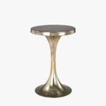 antique gold pedestal accent table tables dear keaton metal zinc edison bulb lamp wood furniture orange bedside bar dining set threshold wicker storage vintage sofa designs 150x150