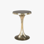 antique gold pedestal accent table tables dear keaton round west elm mirror leather couch with folding sides front porch chairs target sofa furniture mirrored lawn outdoor chair 150x150