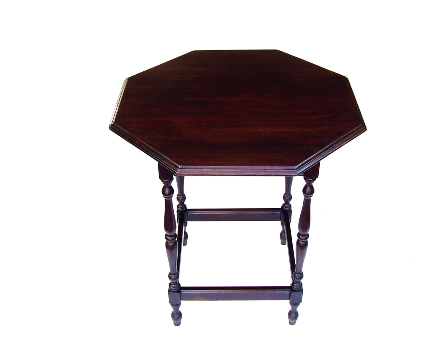 antique parlor table vintage wood tables side etsy fullxfull kdnn spindle accent piece nesting set cymbal boom stand target furniture coffee oriental desk lamp chairside pottery
