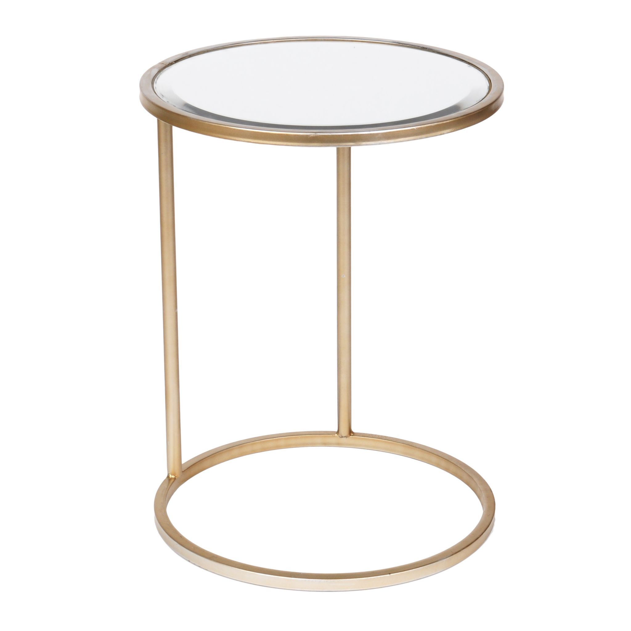 antiqued silver metal end table metals and room kirklands accent tables target marble lamp allen furniture nautical flush mount light polished concrete top phone with seat side