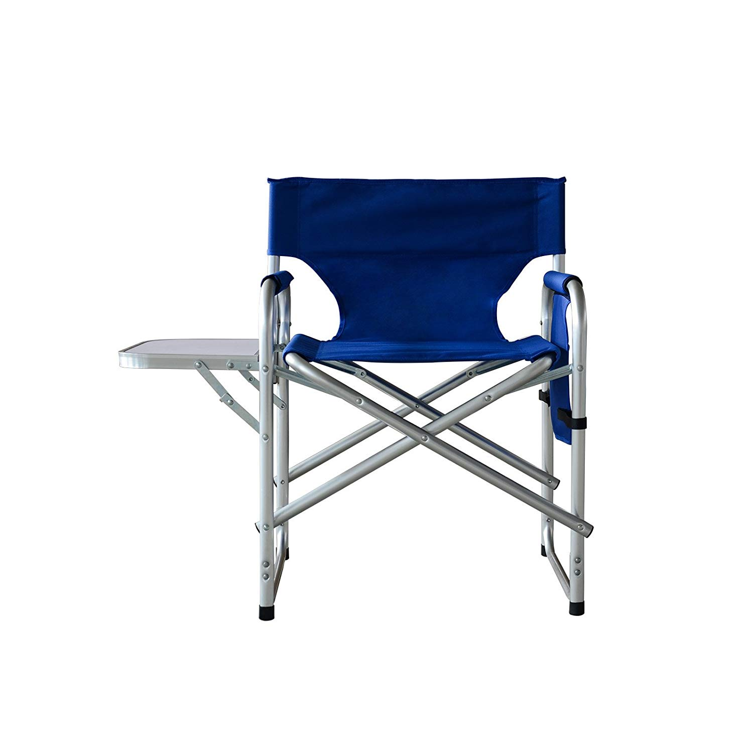 aparesse directors aluminum folding tall chair uvl outdoor side table replacement canvas protable for camping beach patio gargen and more blue kitchen windham furniture collection