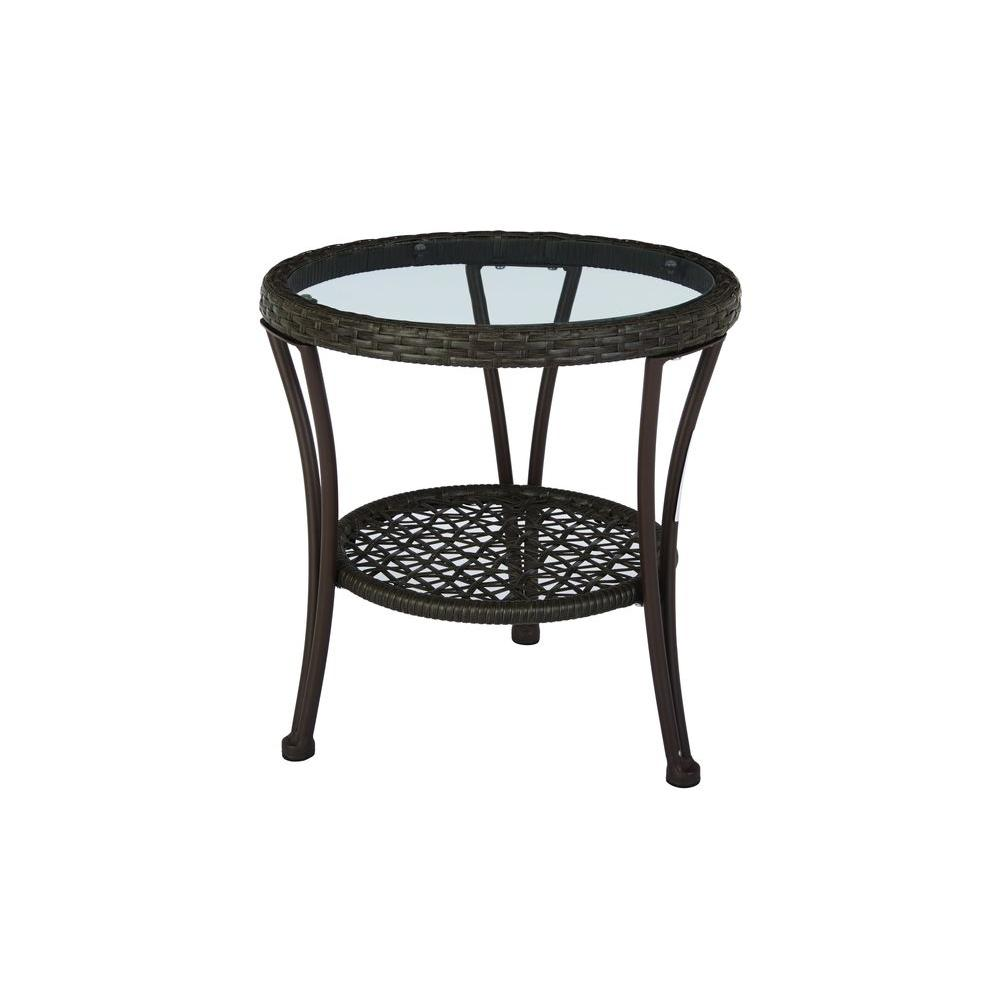 appealing metal patio side table crosley round furniture small amusing retro wilson target tire vintage glass canadian tables top outdoor fisher red full size cordless lamps for