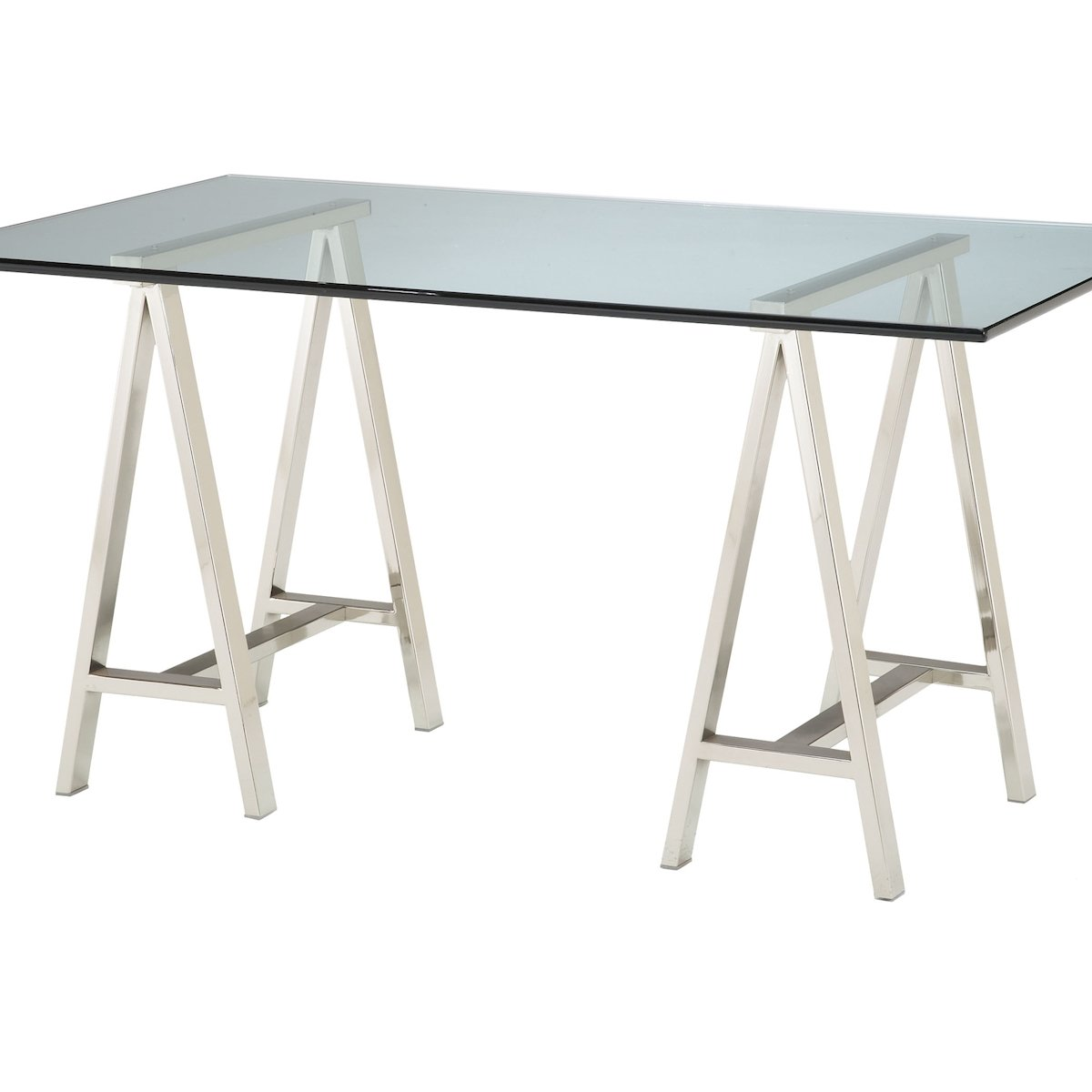 architects table base polished nickel sterling architect threshold margate accent narrow oak tablecloth for small rectangular buffet ikea orient lighting coffee fold top party