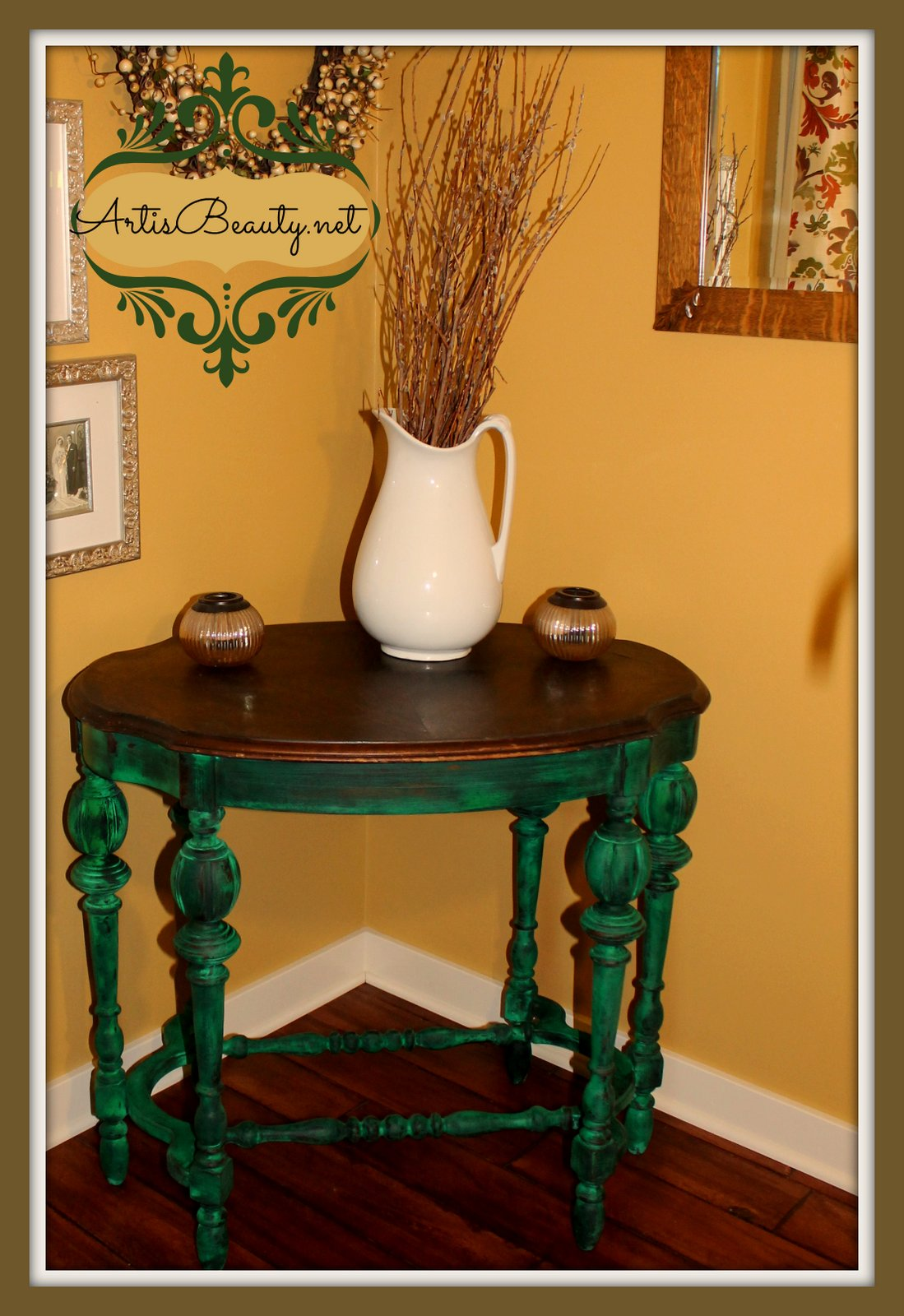 art beauty honor emerald isle parlor table makeover img green accent know will looking king iron weber grill umbrella end tablecloth for inch decorative dark blue nightstand bath