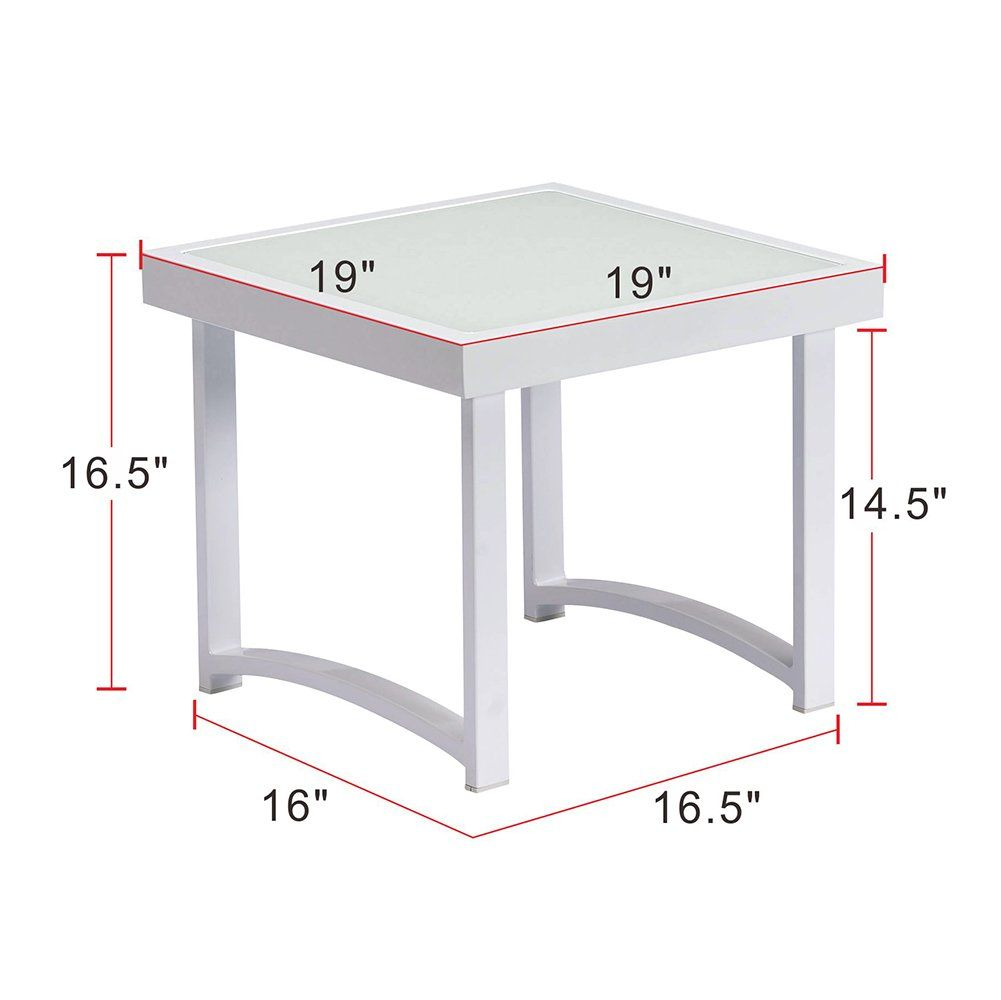 art real modern square end tables for living room white rustic outdoor accent table aluminum side red lamps bedroom topper patterns sewing small half moon entry ikea wine stand