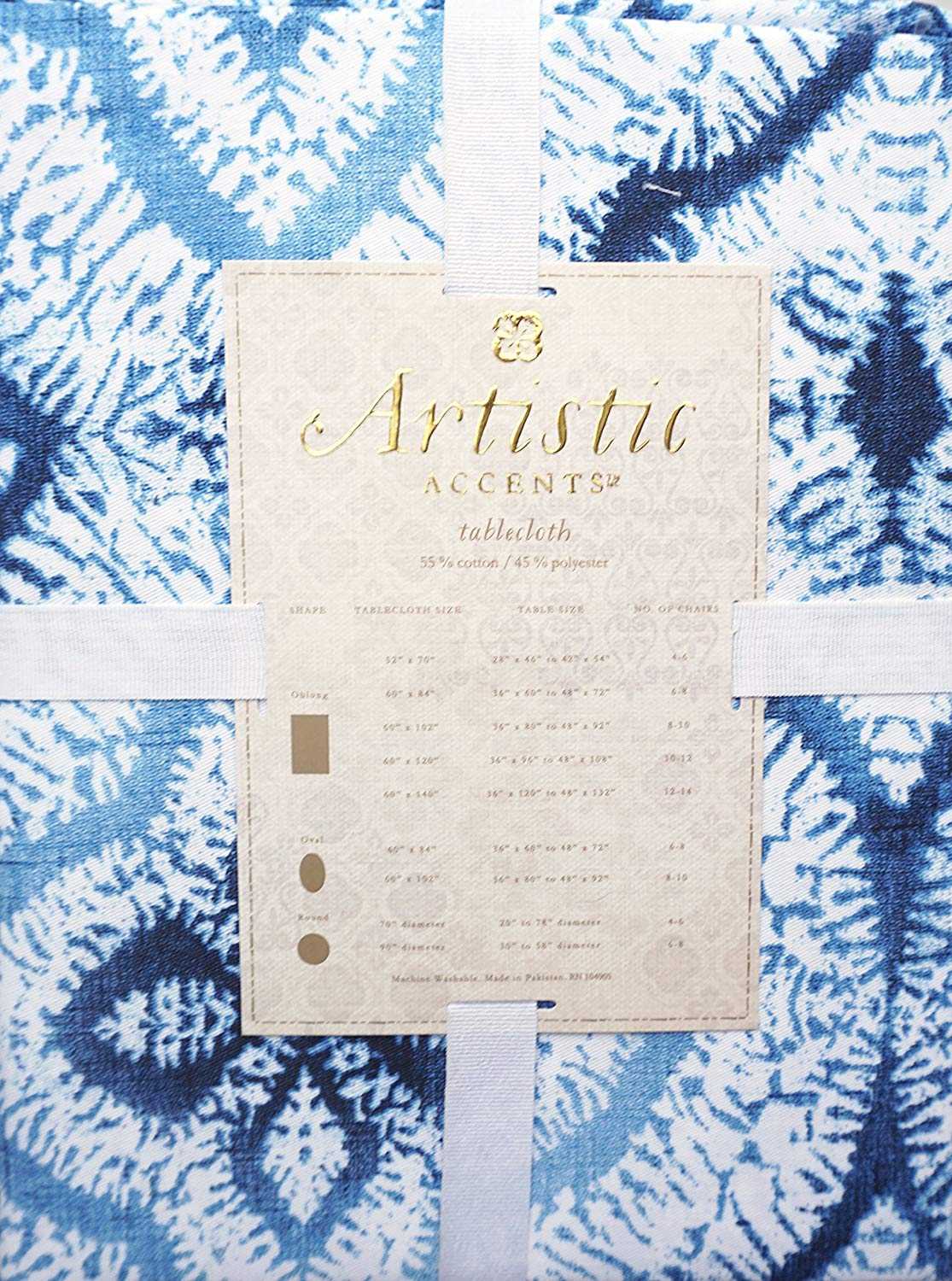 artistic accents fabric tablecloth boho bohemian geometric tapestry medallion pattern white inches home kitchen grill master parts target corner desk better homes and gardens