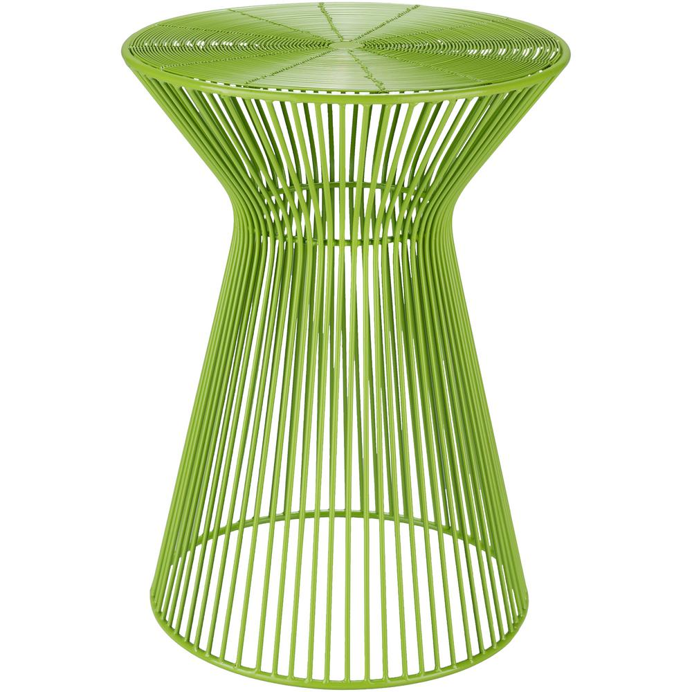artistic weavers orth lime accent table the end tables green metal silver leaf home goods floor lamps patio furniture toronto clearance hallway with storage ikea chairs ethan