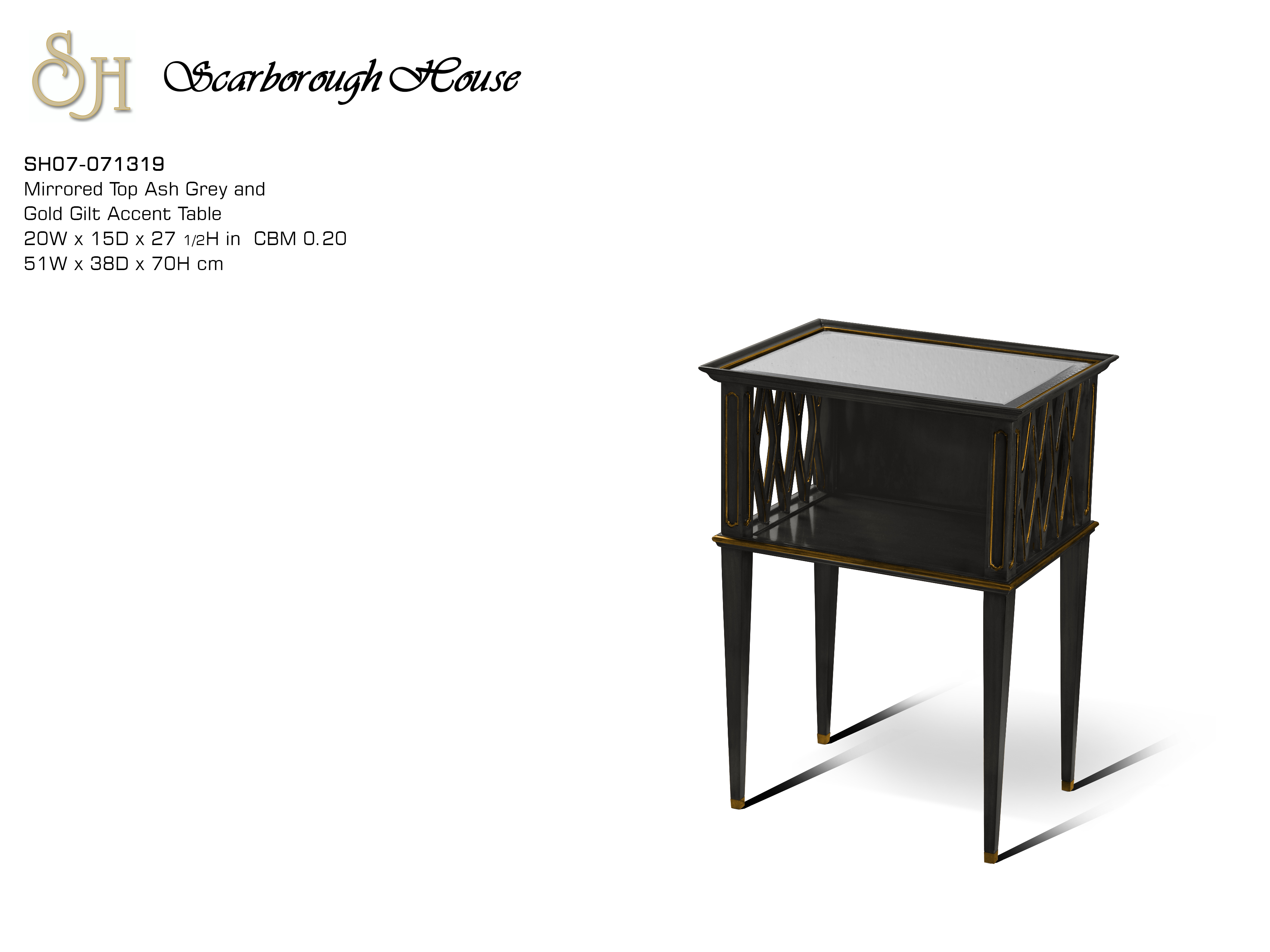 ash grey accent table scarborough house click here for printable diy wood double drop leaf outdoor side aluminum balcony and chairs front door threshold plate patio furniture