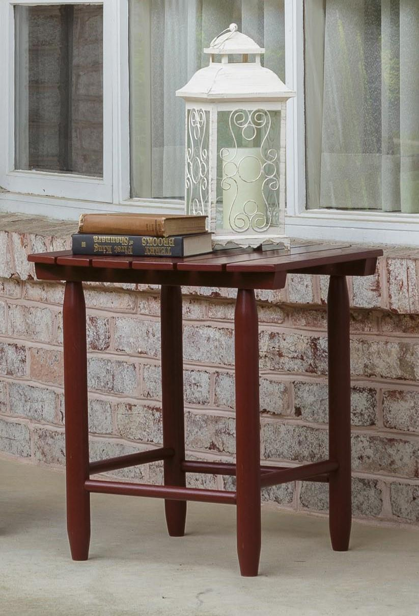 ash wood accent table from dutchcrafters amish furniture outdoor room essentials patio ott top ikea white coffee narrow foyer astoria grand bedroom solid marble side flesner