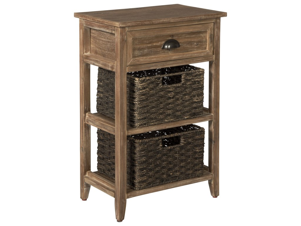 ashley signature design oslember accent table with woven products color baskets dunk bright furniture end tables wooden shelving units round cocktail square patio covers cherry