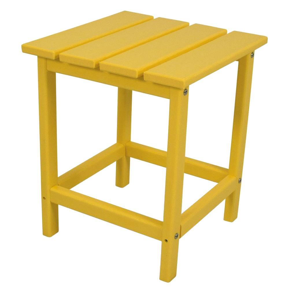 astounding yellow outdoor accent table garden white ideas chairs and tables big metal umbrella furniture clearance brick home target lots tablecloth cover small cloth full size