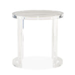 astra acrylic end table living room side accent tables bernhardt furniture robb stucky solid wood small stand steel legs essentials lamp semi circle modern black wrought iron 150x150