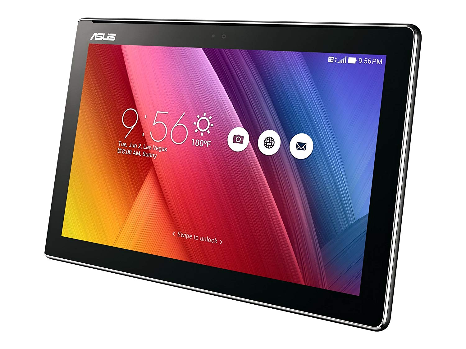 asus zenpad tablet black usywxkl accent plus computers accessories wesley allen furniture white chair bar table lamps floor pieces printed dining room chairs little side round