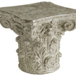 athena cast greek accent table crestview collections kahn crestviewcollection greektable large trunk coffee small patio tables barn wood furniture mosaic outdoor and chairs 150x150