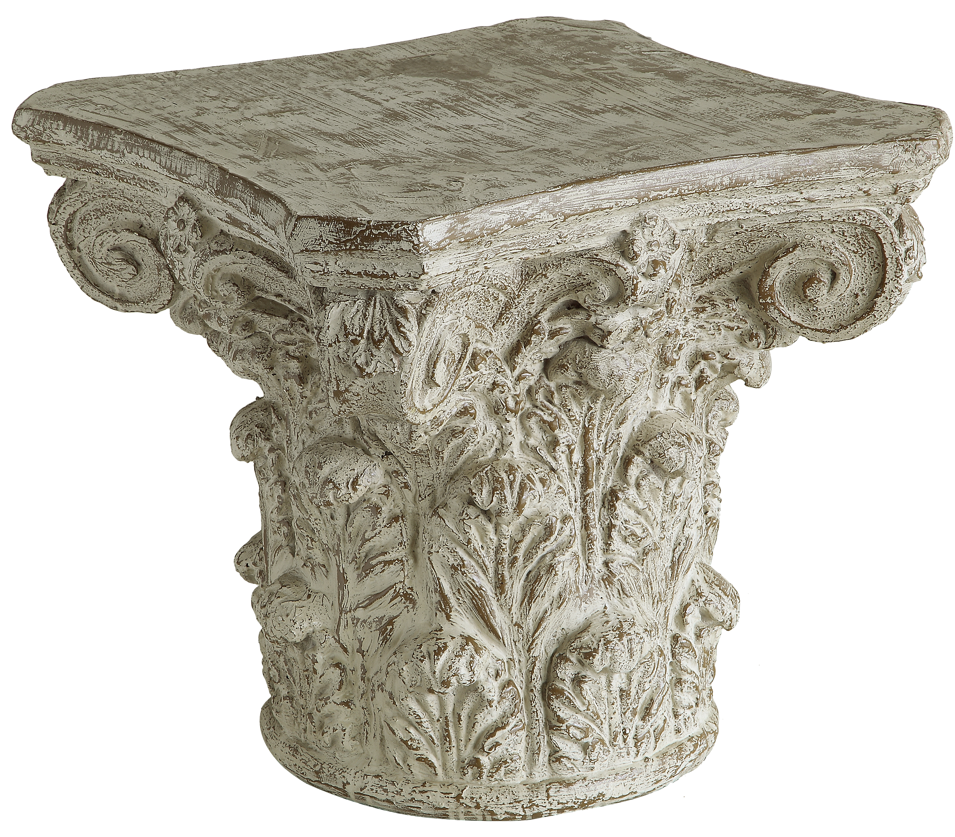 athena cast greek accent table crestview collections kahn crestviewcollection greektable large trunk coffee small patio tables barn wood furniture mosaic outdoor and chairs