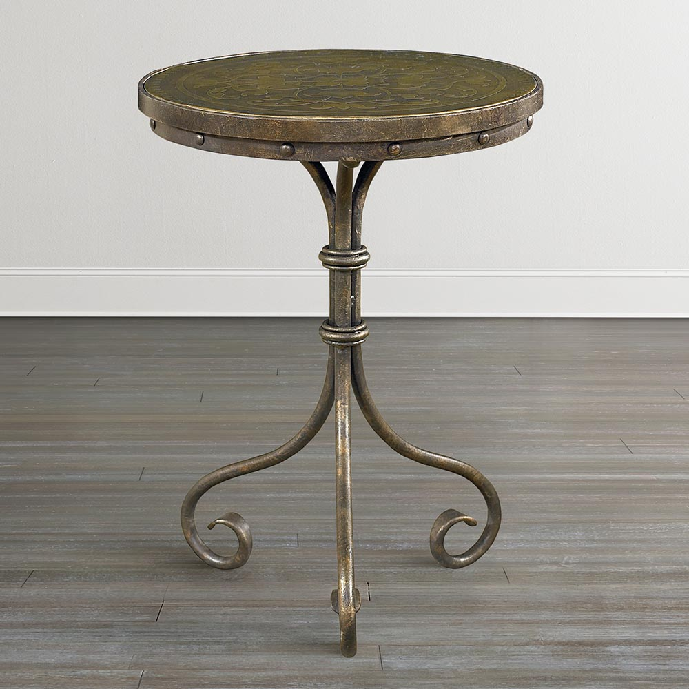 attractive antique accent table with brass side tables console doors bar furniture legs room essentials comforter ashley round coffee black end storage nautical bedroom tall