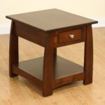 attractive color cherry end tables house design solid wood dining for small spaces wooden headboards pet crate furniture style home goods accent round glass top lamp table futon 150x150