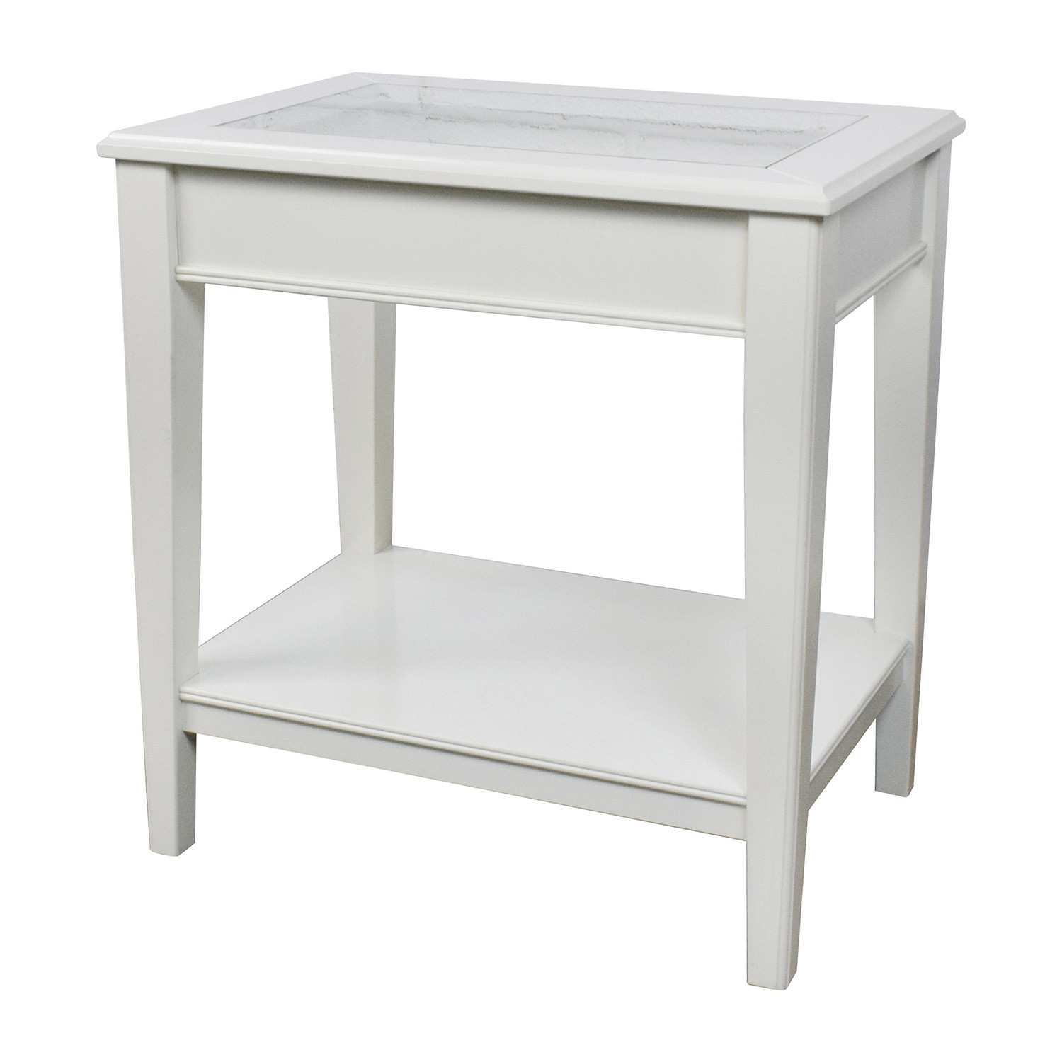 attractive off white end tables for safavieh greta accent unique west elm glass and wood side table modern coffee with drawers lamp garden furniture sauder milled cherry pottery