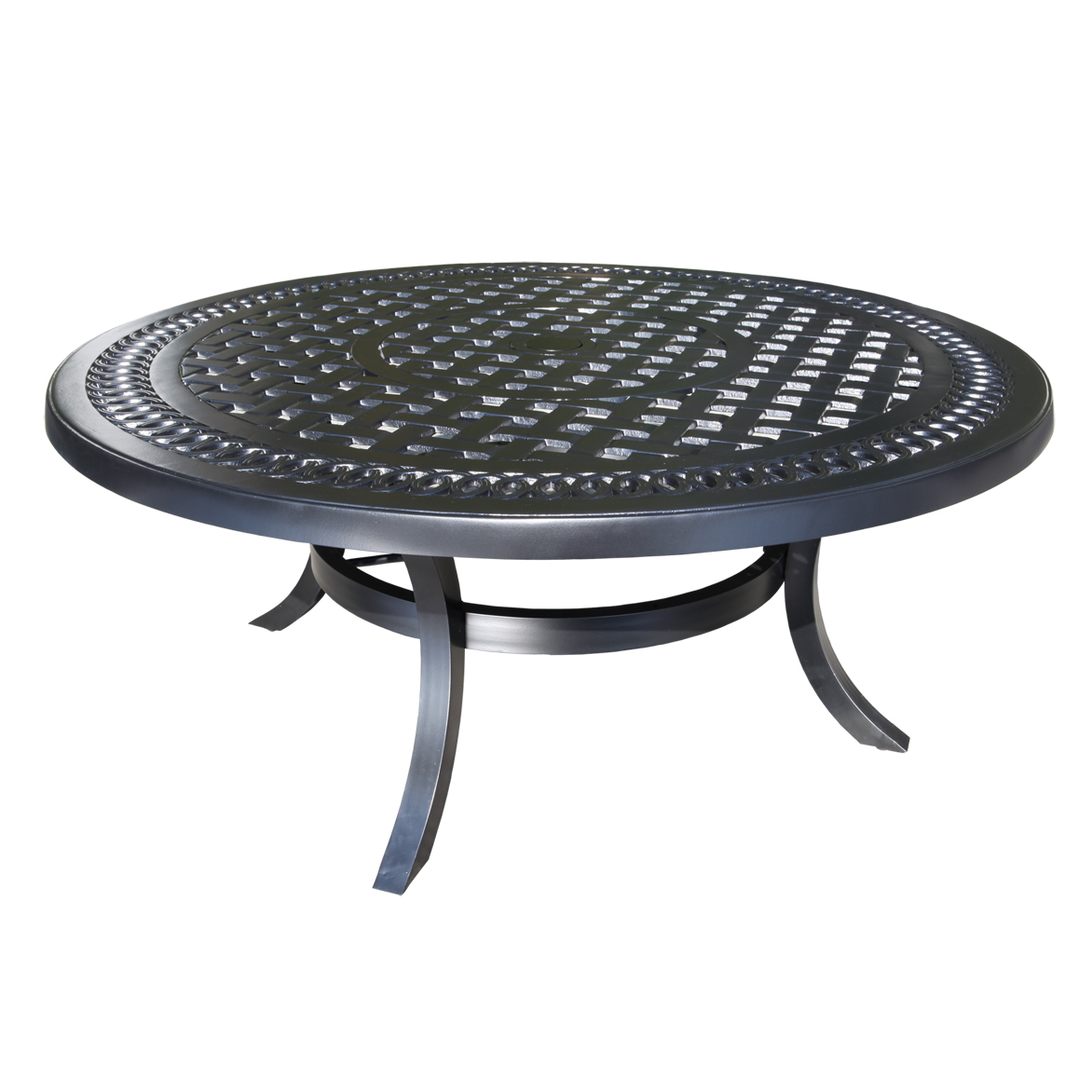 Home Goods Furniture Tables Outdoor Side Table Umbrella Hole Home