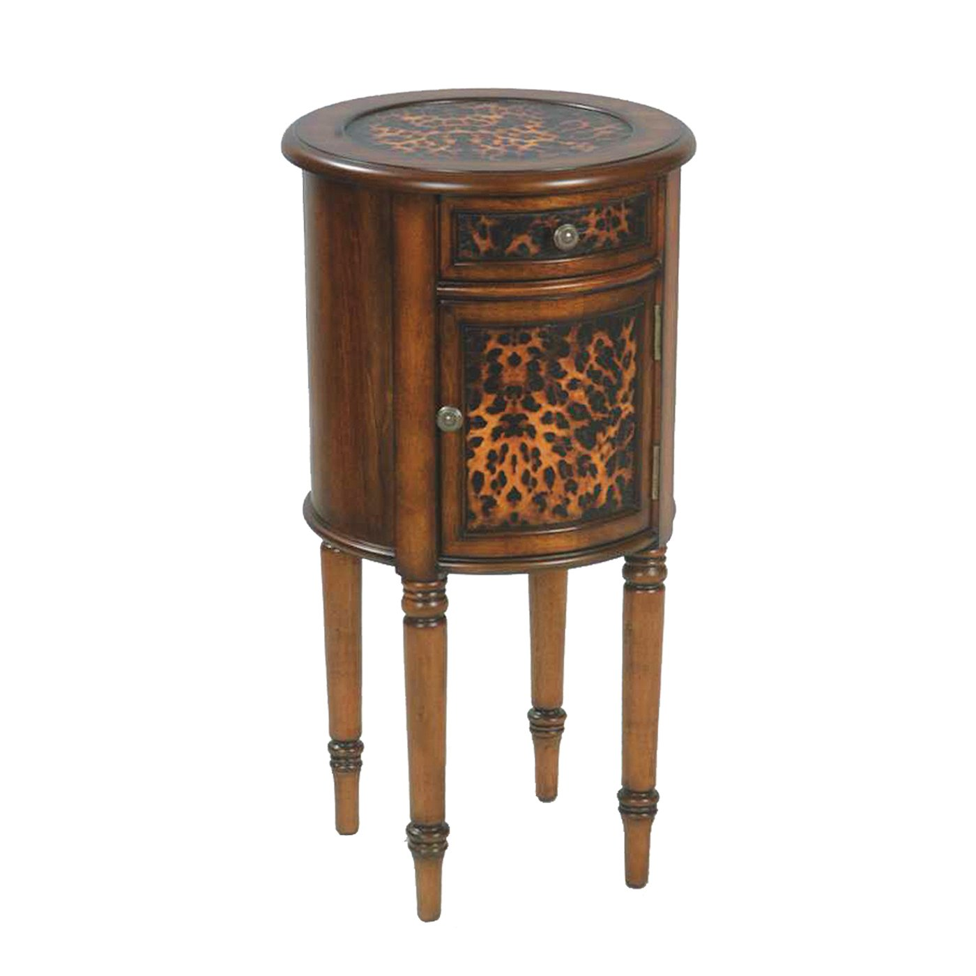 avani mango wood drum accent table pier imports triangle sterling industries leopard end atg orange bedside lamp metal chair pedestal home goods dining room phone stand small