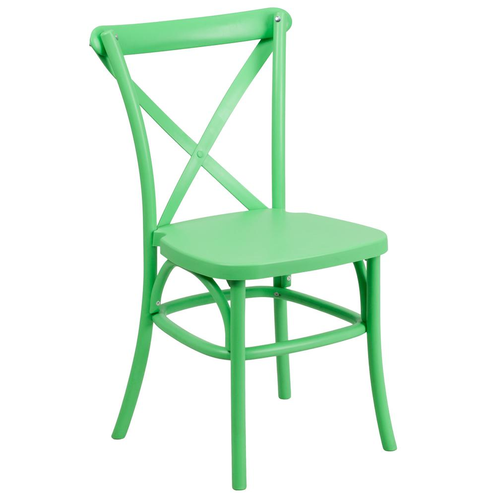 ave six chairs living room furniture the green flash accent piece fabric chair and table set hercules series resin indoor outdoor cross back with steel inner small desk french