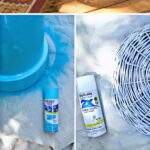 awesome diy side table ideas for outdoors and indoors hative tutorials ceramic accent outdoor terracotta pot kirklands small patio with umbrella cabinet doors seattle lighting 150x150