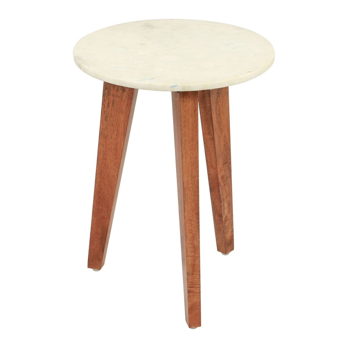axton white marble top wood end table free shipping today signy drum accent with homemade outdoor coffee studio apartment furniture modern decor glass tables target seater garden