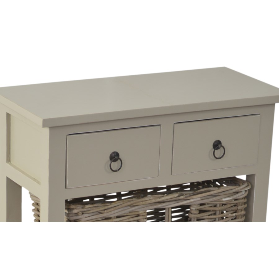 baker cabinet with drawers and rattan baskets grey over white gow accent table storage decoration ideas pottery barn furniture wooden threshold plates black sideboard side glass