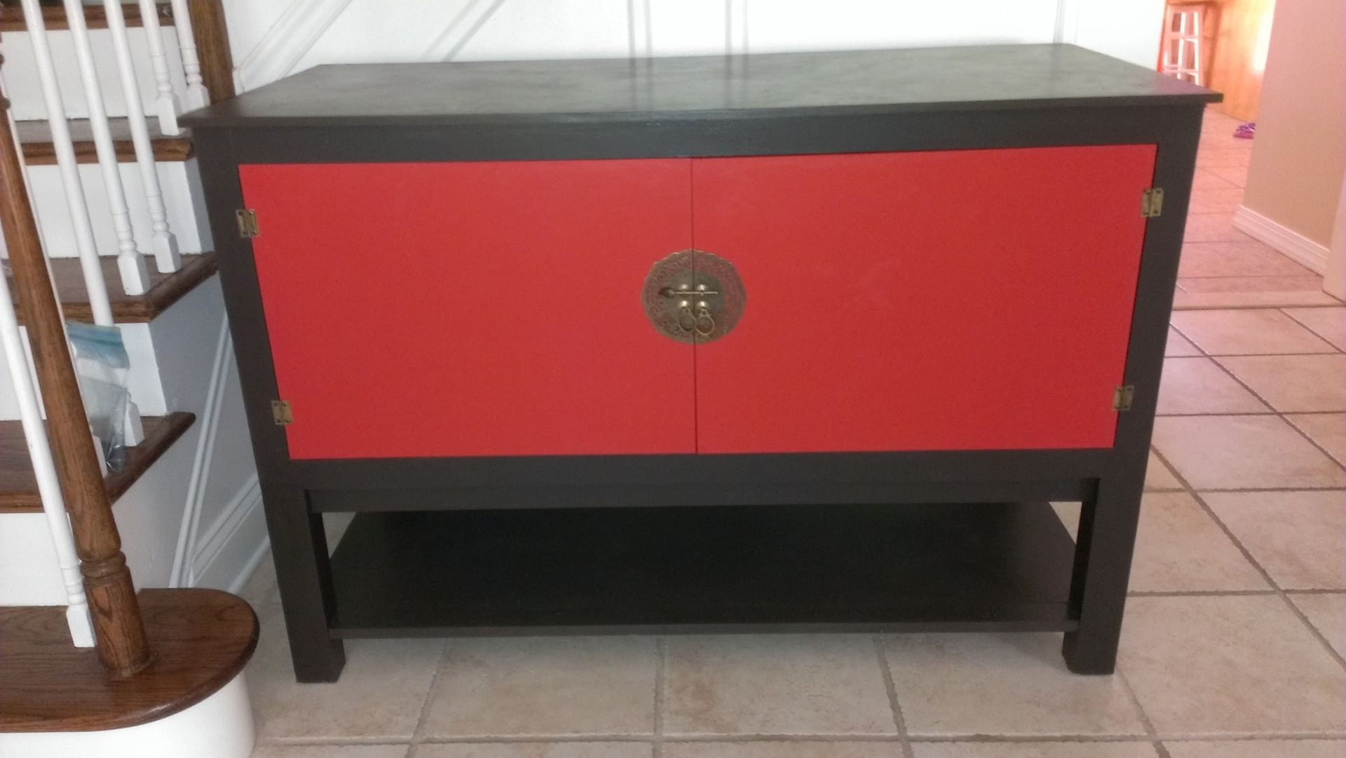 bank red door media knobs target console vintage painting entryway pulls painted ideas chrome drawers kitchen accent table furniture gla cabinets wooden and design cabinet modern