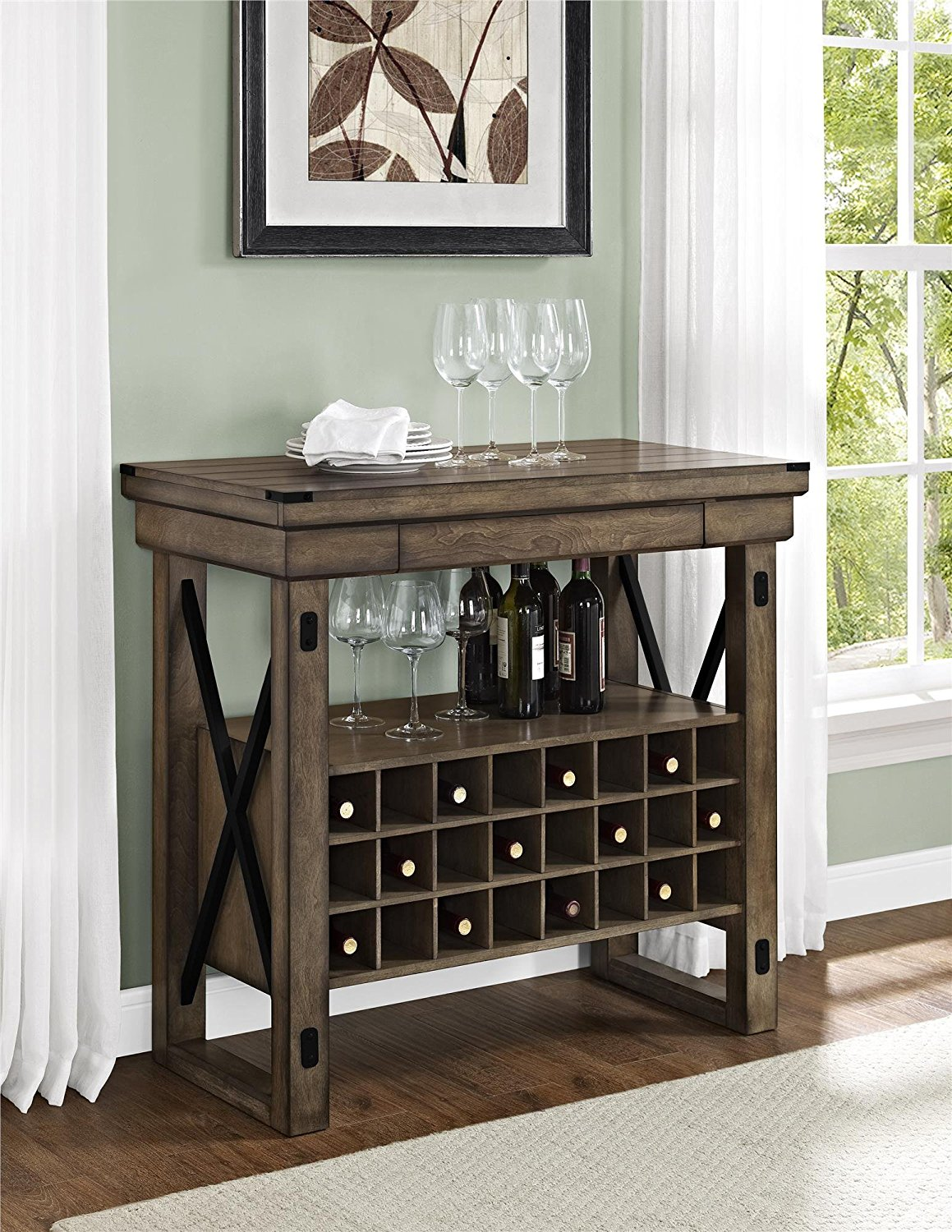 bar cabinet furniture ideas south point home design accent table with wine rack couches small round pedestal side white storage light pine end tables shelf large lamp shades