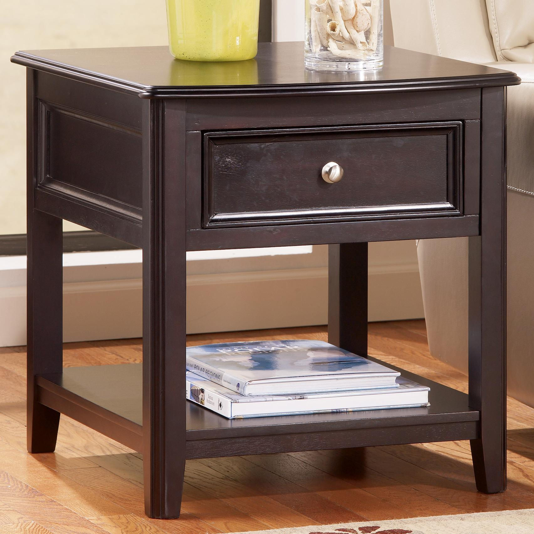 bar stools skinny walnut and square tube side tables grant winsome end table with drawers within rectangular drawer bottom shelf signature designs plans magazine rack sears wood