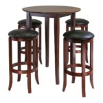 bar tables counter high pub table height accent seat tall wooden round wood dining room pool glass full size sectional small clear perspex balcony and chairs red tablecloth unique 150x150