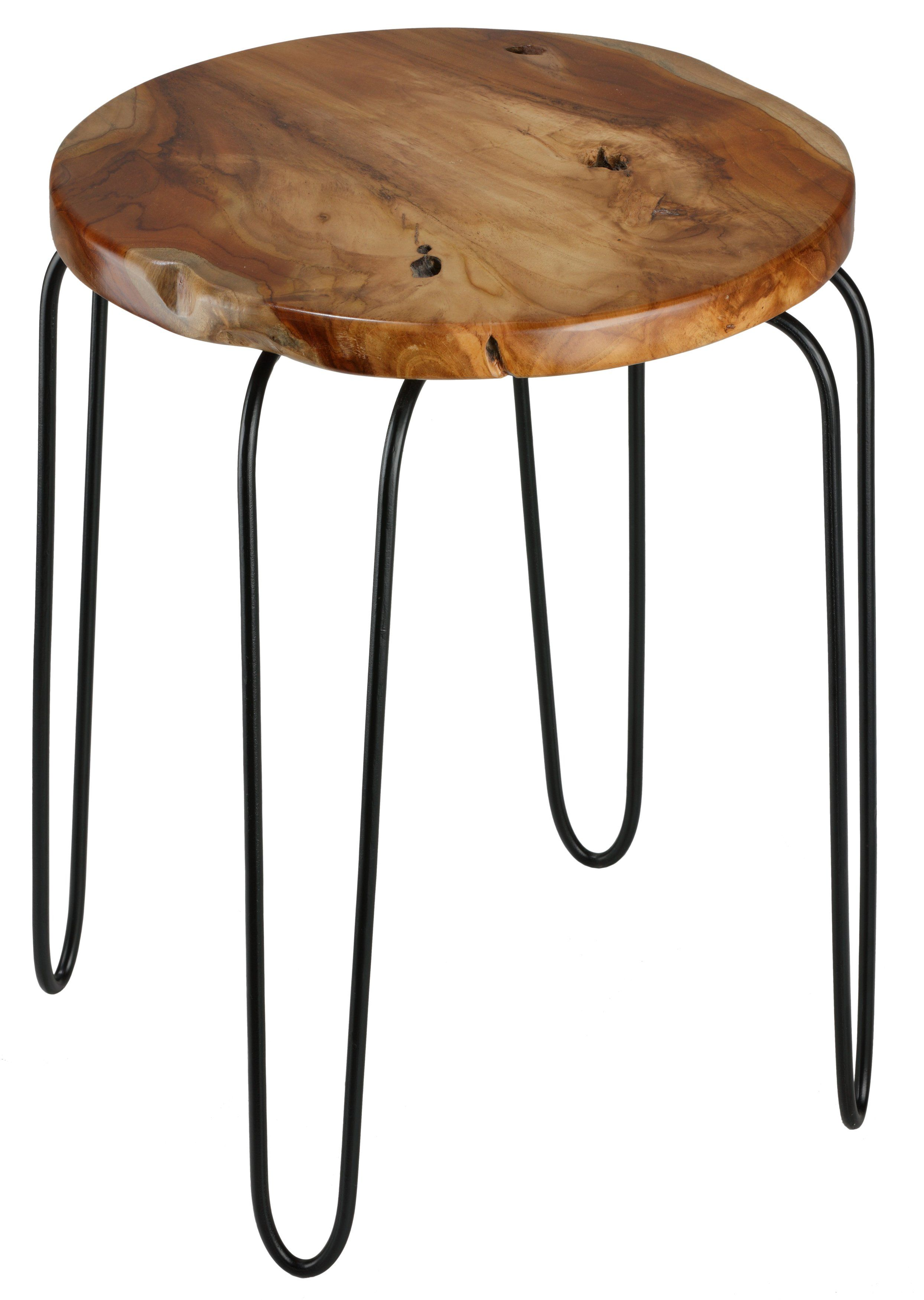 bare decor lacie accent end table with round solid teak root top coffee wheels dale tiffany desk lamp contemporary furniture edmonton small acrylic console boys bedroom usb