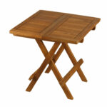 baredecor ravinia folding side table foldable wicker accent brown rustic pottery barn changing ashley furniture coffee set ott chair storage ikea antique pedestal end with drawers 150x150
