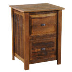 barnwood drawer file cabinet accent table sheesham wood inch tall nightstands home goods dressers leick furniture mission curved patio umbrella room essentials curtains rustic end 150x150