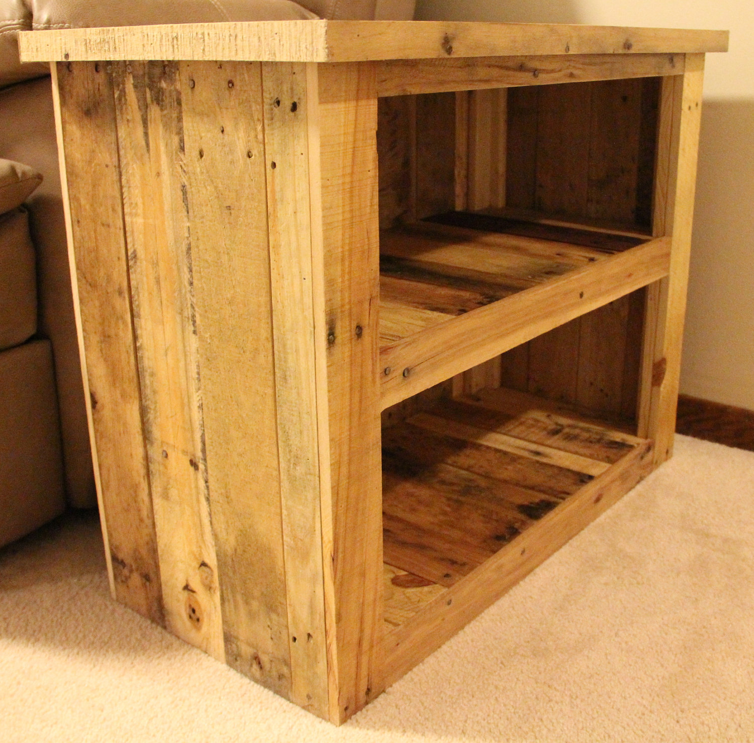 barnwood end table fossil brewing design create beautiful reclaimed wood side tables diy accent plans sliding barn doors small half circle black lamp shades corner and chairs