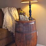 barrel end table inspiration dream home house tables accent raton furniture iron side industrial style wooden floor lamp beautiful round tablecloths modern pedestal frog rain drum 150x150