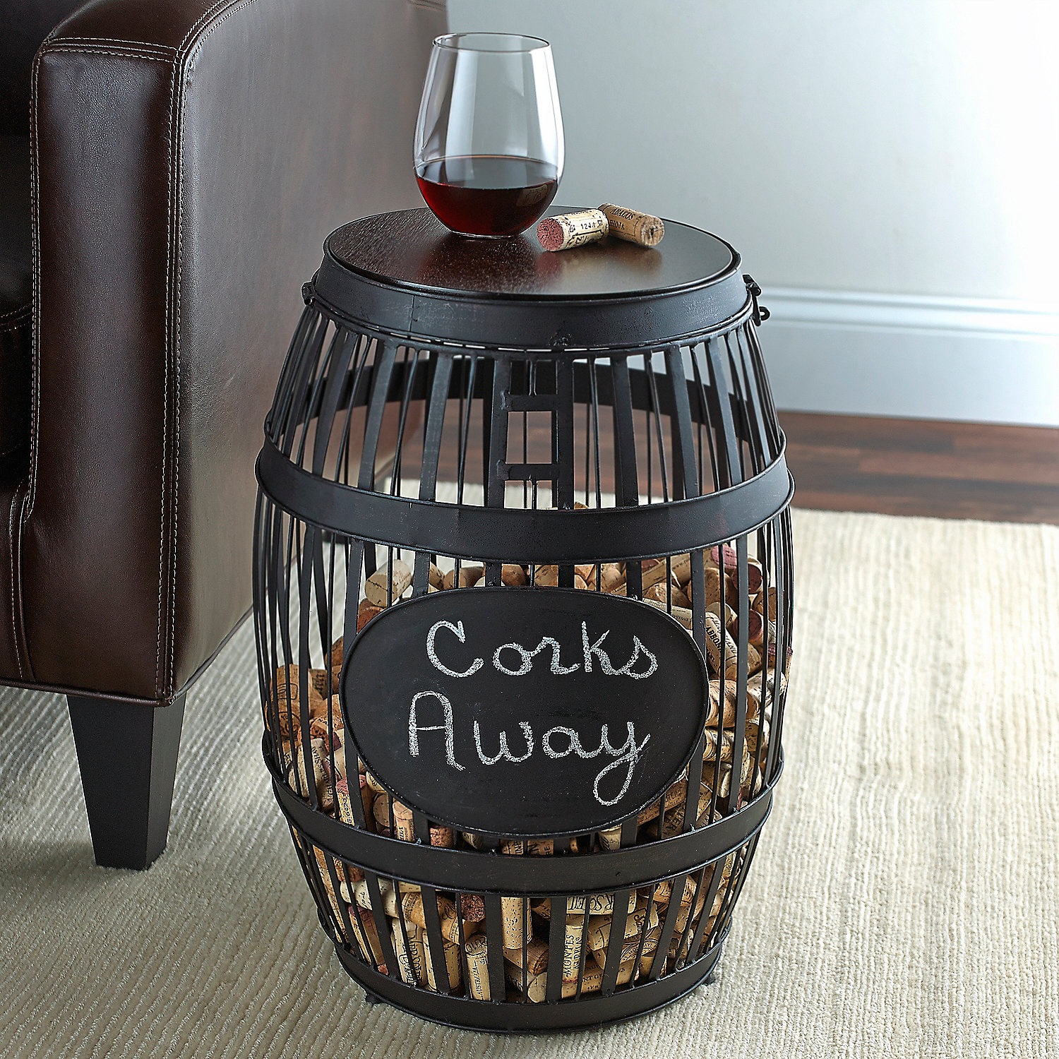 barrel small accent table catalunyateam home ideas look for decor wall hanging wine rack round entryway threshold fretwork grey contemporary bedroom lamps whole linens black