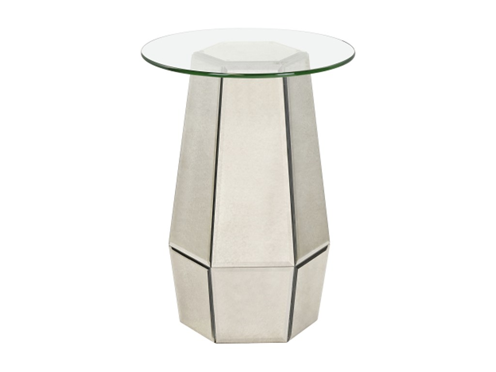 bassett mirror hollywood glam ludlam accent table corner products color and glamludlam narrow decorative target chalk paint pier one imports dining room tables old lamp pottery