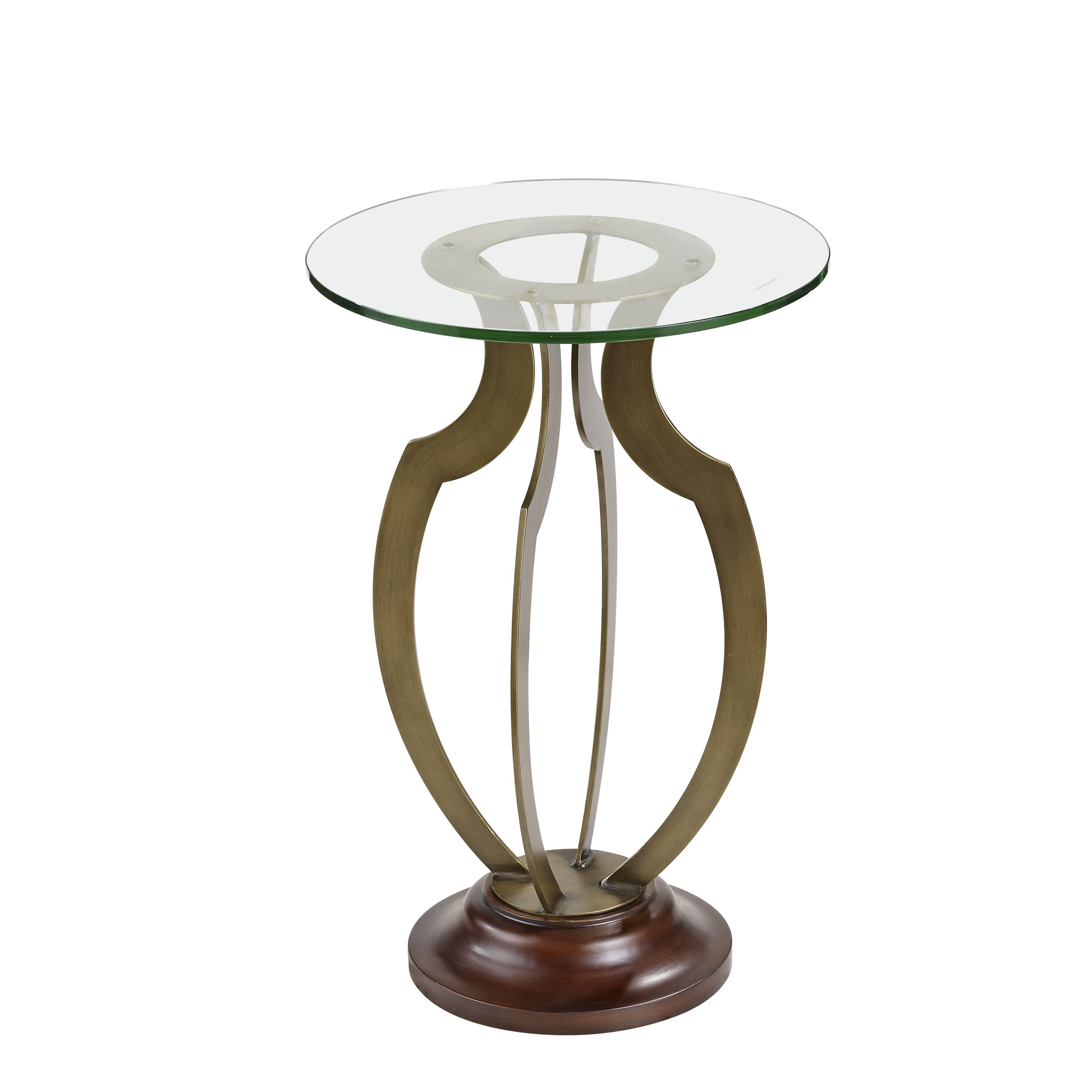 bassett mirror krier antique round accent table the classy home bmc silhouette vintage click enlarge winsome tiffany lamps chairs from pier one imports ethan allen coffee and end