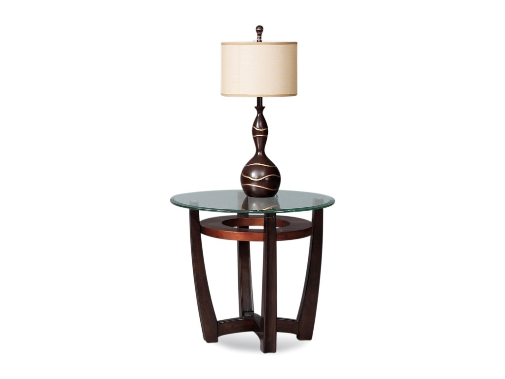 bassett mirror thoroughly modern elation round end products color better homes and gardens mercer accent table vintage oak modernelation bbq grill top tro lamps antique console