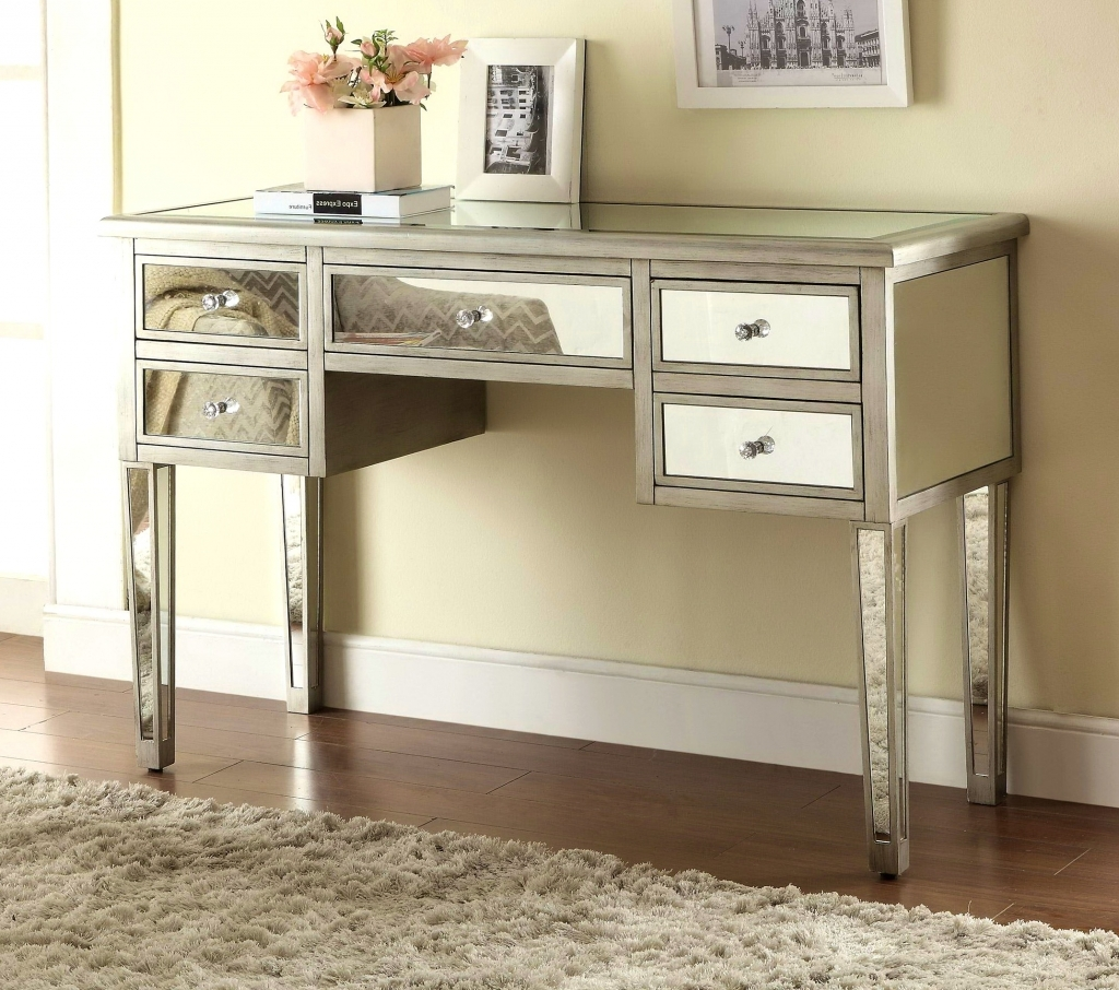 bathroom licious upton home adelie mirrored sofa console table side furniture ikea accent and mirror narrow decorative pottery barn toscana waterproof tablecloth farm style dining