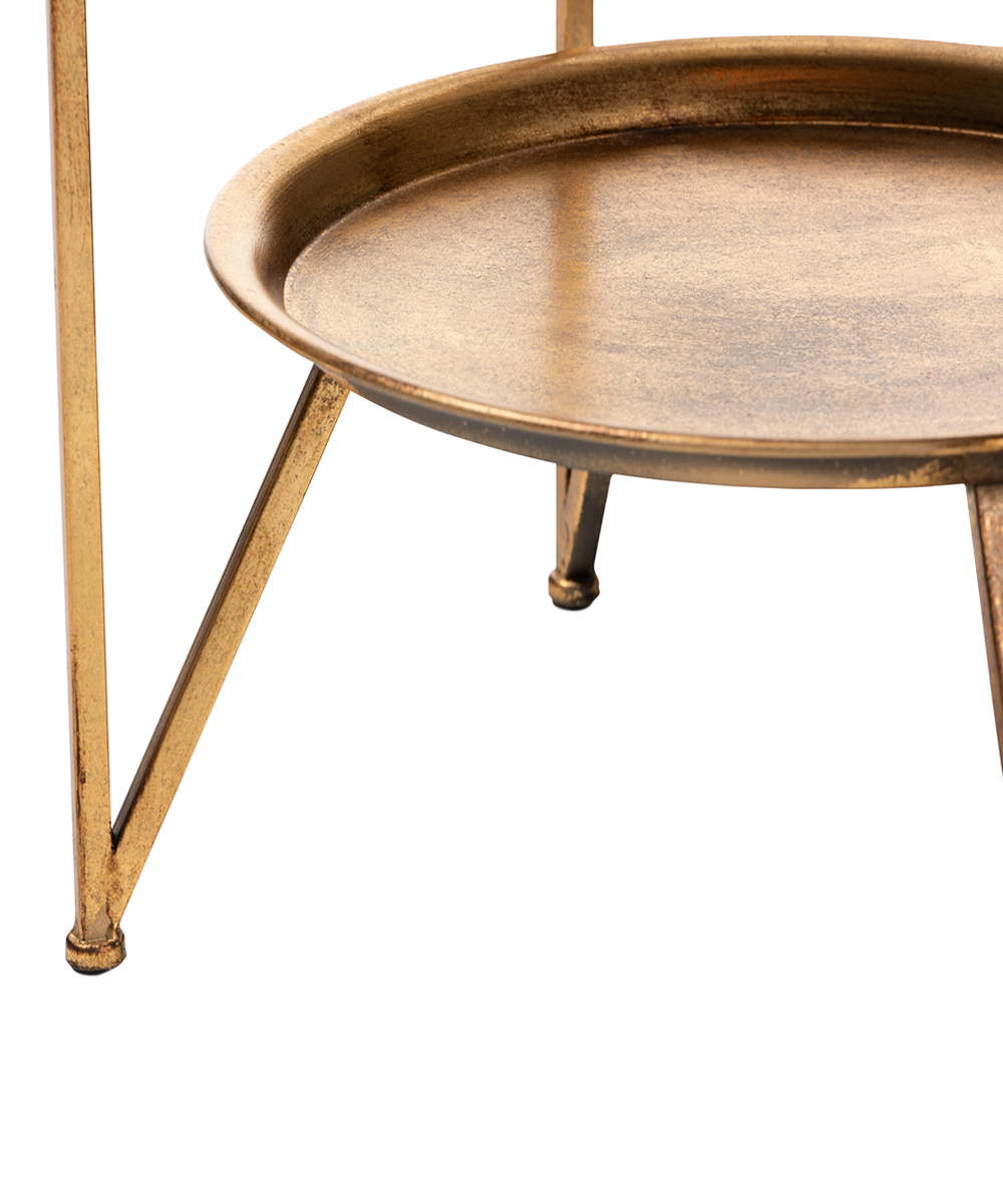 baxton studio goldtone metal glass tamsin tray shelf accent table alt share coffee small modern side espresso nesting tables round sets indoor door mats target white lamp trend