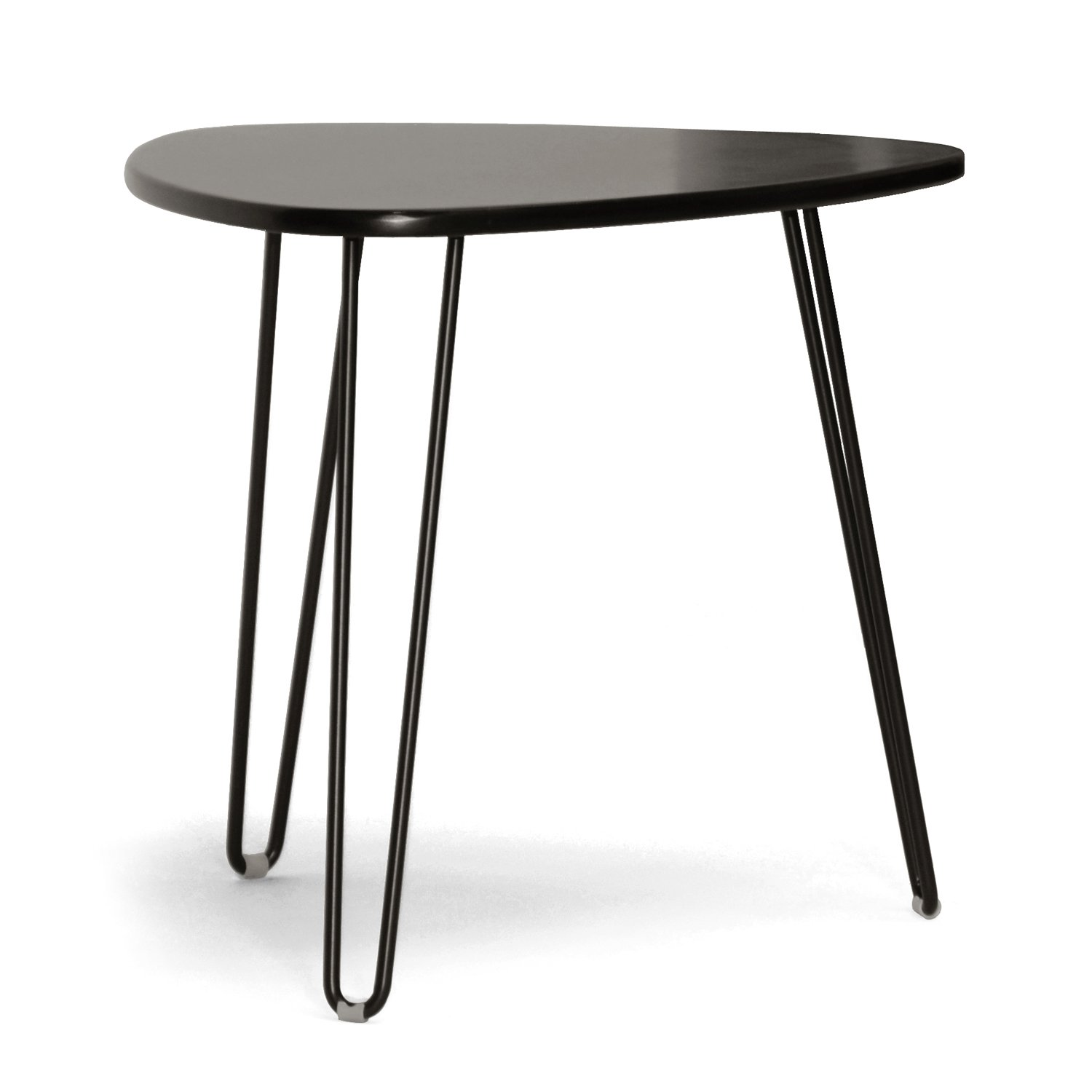 baxton studio leto dark brown modern accent table free shipping today glass nesting side tables dining room large shade umbrella fitted nic covers small laptop desk furniture