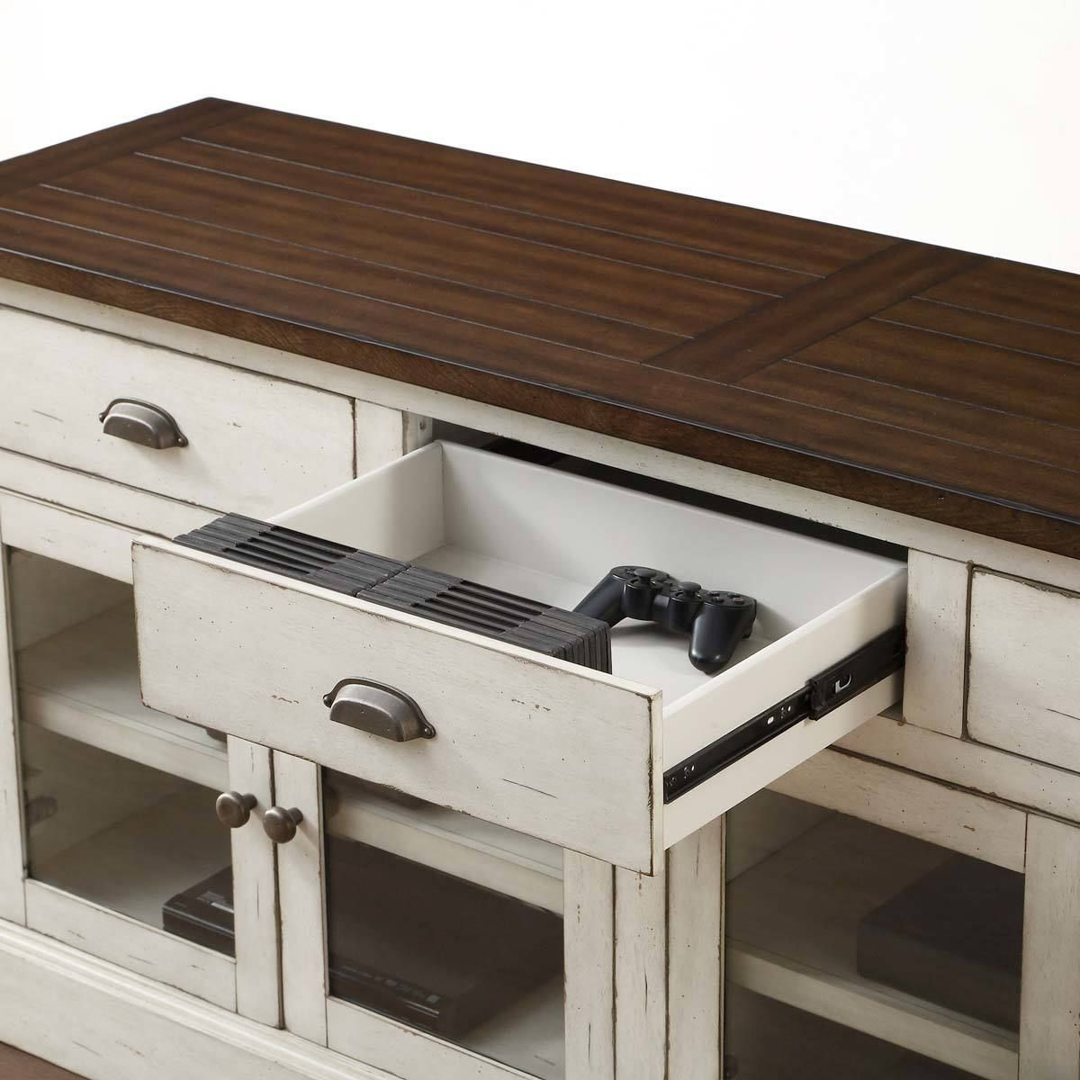 bayside furnishings accent console cabinetry table target teal end bunnings outdoor sun lounges silver grey tablecloth nautical style lighting plastic patio chairs ikea battery
